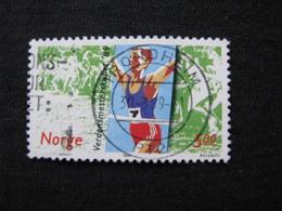 Norwegen  1014   O - Norwegen
