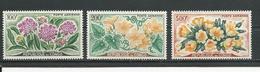 CONGO  Scott C2-C4 Yvert PA2-PA4 (3) ** Cote 24,50 $ 1961 - Congo - Brazzaville
