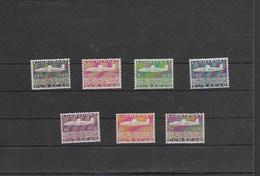 Lot Timbres Neufs X D Aviation Du Curaçao - Stamps