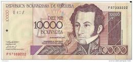 VENEZUELA - 10000 Bolivares 2004 UNC - Venezuela