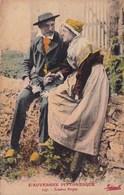 TENDRES PROPOS/L'AUVERGNE PITTORESQUE (dil407) - Couples