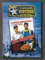 Rio Grande Dvd  John Wayne Maureen O'Hara - Western