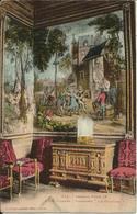 """PAU , Château Henri IV , Flamand , Tapisserie """" La Kermesse """" - Pau"""