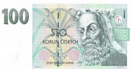 REPUBLIQUE TCHEQUE - 100 Korun 1997 - UNC - Tchécoslovaquie