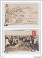8419 AK/PC/CARTE PHOTO A IDENTIFIER/2213/CONCOURS DE PLAGE/ELEPHANT /QUI RECONNAITRA? - Cartoline