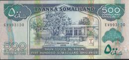 SOMALIE - 500 Shillings 2006 - UNC Pick 6 - Somalie
