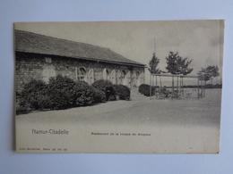 Namur - Citadelle - Restaurant De La Hampe Du Drapeau - Namur