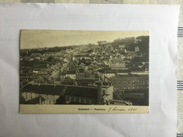 GERAARDSBERGEN  1905   GRAMMONT PANORAMA - Geraardsbergen