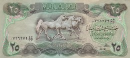 25 DINARES IRAK IRAQ YEAR 1980/1981-TBE-BILLETE BANKNOTE BILLET NOTA- BLEUP - Iraq