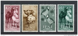 Ifni 1960. Edifil 159-62 ** MNH. - Ifni