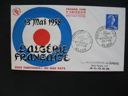 FDC  1955    N° 1011B  Marianne De Muller      à Voir - FDC