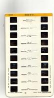 1 PLANCHE DE 10 VUES STEREOSCOPIQUES LESTRADE NICE NO 2 - Visionneuses Stéréoscopiques
