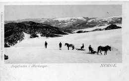 NORVEGE Folgenfonden I Hardanger Cpa Précursseur - Norway