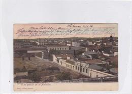 VISTA PARCIAL DE LA ASUNCION. GRUTTER. CIRCULEE 1908 A SAJONIA 2 COLOR STAMPS- BLEUP - Paraguay