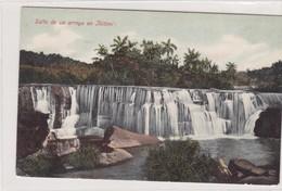 SALTO DE UN ARROYO EN IBITIMI. PARAGUAY AÑO 1907. EDIT GRUTTER. NON CIRCULE- BLEUP - Paraguay
