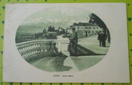 Cartolina Cuneo Corso Gesso- Viaggiata - 18 - 9 - 1920 - Cuneo