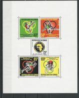 CONGO Scott 133a Yvert BF2 (bloc) ** Cote 7,50 $ 1965 - Congo - Brazzaville
