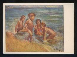 *Rafael Estrany...* Ed. Artigas. Pintores Esp. Contemporáneos Col. D Serie 1007. Nueva. - Pintura & Cuadros