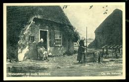 OP DE VELUWE * BOERDERIJ * WATERPUTTEN  (3900u) - Nederland