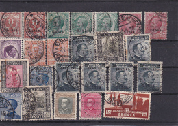 Lotje Italie  Kaart 343 - Timbres