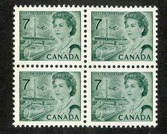 W-7905 Canada  1971 Scott.# 543** (cat.$1.80)  - Offers Welcome! - 1952-.... Règne D'Elizabeth II