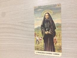 Santino S. Francesca Saverio Cabrini - Santini