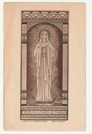 Doodsprentje Maria NOTEBAERT Dochter Van Jozef En Maria Verbeke Ieper 1892 - 1941 Abbaye Maredret S.M. 21 - Images Religieuses