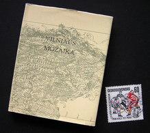 Lithuanian Miniature Book / Vilniaus Mozaika 1982 - Livres, BD, Revues