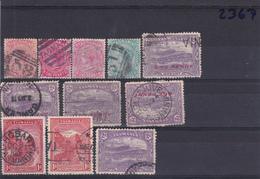 Lotje Tasmania Kaart 360 - Stamps