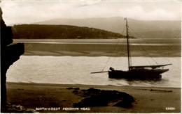 GWYNEDD - BORTH Y GEST - PENRHYN HEAD RP Gwy613 - Caernarvonshire