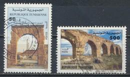 °°° TUNISIA - Y&T N°1357/59 - 1999 °°° - Tunisia (1956-...)