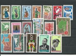 CONGO Voir Détail (18) ** Cote 14,00 $ 1967 - Congo - Brazzaville