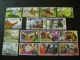 Guernsey 1997 Commemorative/special Issues (SG 730-736, 740-752, 754-759) 2 Images - Used - Guernsey