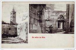 ARBE RAB CROATIA HRVATSKA FORMER ITALY USED 1913 VIEW - Croatia