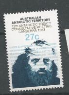 1983 MNH Australian Antarctic, Postfris** - Australian Antarctic Territory (AAT)