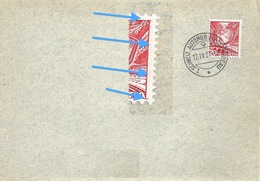 """Brief  """"1.Schweiz.Automobil-Postbureau""""            1937 - Switzerland"""