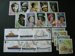 Guernsey 1999 Commemorative/special Issues (SG 817-849) 2 Images - Used - Guernsey