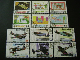 Guernsey 2000 Commemorative/special Issues (SG 851-882) 2 Images - Used - Guernsey