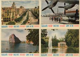 Come To Ukraine - Lot Of 6 Postcards - Ukraine