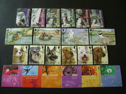 Guernsey 2001 Commemorative/special Issues (SG 884-889, 891-900, 921-926, 928-933) 2 Images - Used - Guernsey