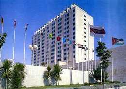 Jordanie : Amman Hôtel Amra - Jordanie