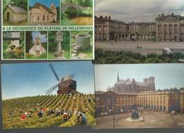 LOT  140 CARTES  CPM - Postcards