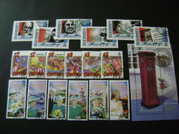 Guernsey 2002 Commemorative/special Issues (SG 935-940, 942-953, Ms954, 955-970, Ms971, 972-977) 3 Images - Used - Guernsey