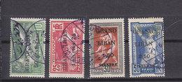 GRAND LIBAN JEUX OLYMPIQUES 18/21 OBLITERES TB - Grand Liban (1924-1945)