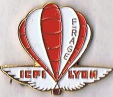 ICPI  LYON - Airships