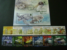 Guernsey 2006 Commemorative/special Issues (SG Ms1096, 1097-1108, 1110-1128, 1130-1141) 3 Images - Used - Guernsey