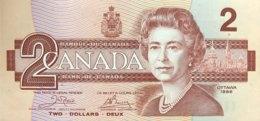 Canada 2 Dollars, P-94a (1986) - UNC - Canada