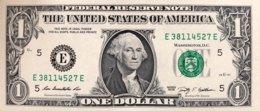 USA 1 Dollar, P-530 (2009) - E/Richmond Issue - UNC - Federal Reserve (1928-...)