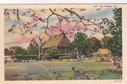 Fiji Bau Temple - Fiji