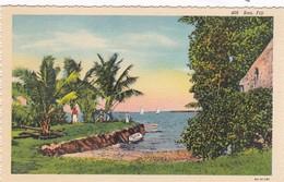 Fiji Bau Waterfront View